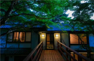 塩田温泉湯元上山旅館